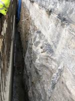 Terraflow je ideální pro zaplnění úzkých a hlubokých stavebních jam