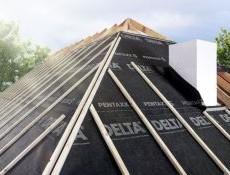 Jak na hydroizolaci šikmých střech