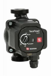 TacoFlow2 eLink se používá v otopných instalacích jedno či dvoupotrubních, v podlahovém – plošném vytápění a také v solárních zařízeních. Lze jej komfortně řídit přes aplikaci eLink-App