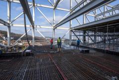 BKT - Systém plošně temperovaného betonového stropu