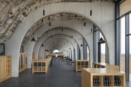 Vinařství Lahofer - interiér