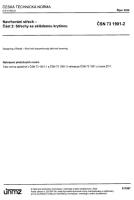 ČSN 731901-2_2020