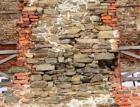 Statické zabezpečení stavby na hradě Helfštýn a jejich částí