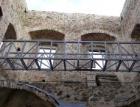 Statické a konstrukční řešení nově vkládaných ocelových konstrukcí do paláce hradu Helfštýn