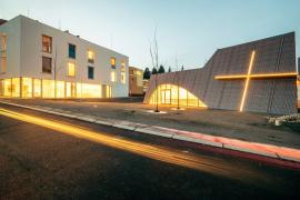Cena za realizaci veřejného prostoru 2020 - Společenské centrum Sedlčany (zdroj: Nadace ABF)
