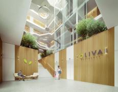 Vstupní lobby Rezidence Oliva