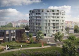 Rezidence Oliva a sousední multifunkční objekt Olivka