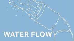 Water Flow – Hladký odtok vody