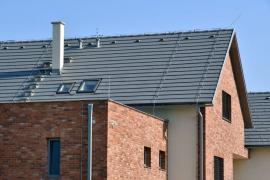 Jak se vám líbí střecha v zinkově šedé barevnosti?