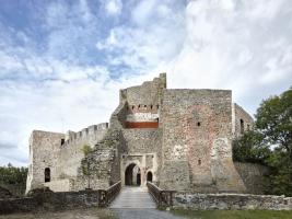 Rekonstrukce renesančního paláce na hradě Helfštýn