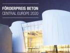 Vyhlášení vítězů soutěže CEMEX Förderpreis Beton Central Europe 2020