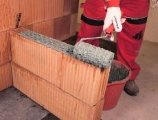 Váleček Porotherm Easy – novinka pro snadné nanášení tenkovrstvé malty