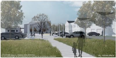 Urbanistická studie využití území UP Bučovice II