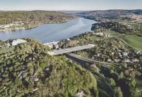 Urbanisticko-dopravní studie na řešení silničního koridoru X43, Brno