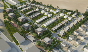 Nová rezidenční čtvrť Přezletice - Panská pole
