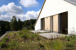 Pasivní dům se zelenou střechou, Domy ATREA