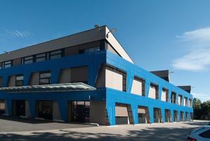 Stavební úpravy, přístavba a nástavba v areálu firmy TESCAN