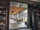 Unikátní konverze historické kovárny na kavárnu