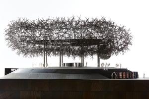 Expo Dubai, soutěžící Huť architektury Martin Rajniš / Martin Rajniš, Tomáš Kosnar, Jáchym Daniel, Mariana Hanková, David Kubík
