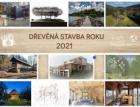 Dřevěné stavby roku 2021: Které stavby vyhrály?