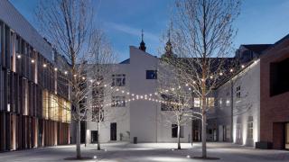 Vítěz kategorie Nebytová stavba - The Courtyard, Slovensko