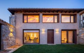 Vítěz kategorie Zateplená budova - Vivienda Alcoba, Španělsko