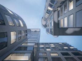 Ostrava Tower (vizualizace: Chybík a Kristof Architects)