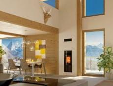 Moderní stavby a komíny