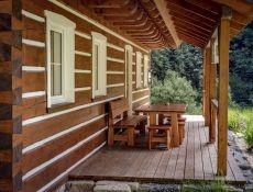 Dřevo – nátěr v exteriéru