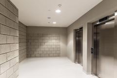 Příklad použití pohledového zdiva Liapor při výstavbě administrativních i bytových domů