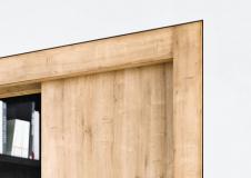 Stavební pouzdro LATENTE v detailu
