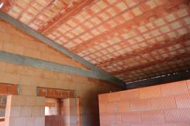 Realizace těžké šikmé střechy HELUZ