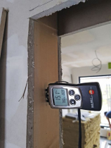 Měření vlhkosti dřevěných prvků