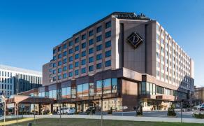 Hotel Diplomat Praha (zdroj: archiv budovy)