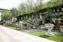 Umělecká zahrada, Nusle (foto: Antonín Malý)
