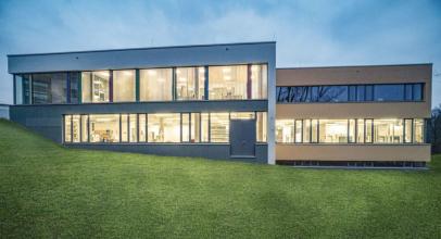 Provozní budova společnosti Ingeteam (zdroj: HSF System)