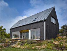 Pasivní dům na Větrném vrchu
