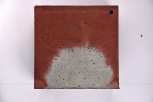 Obr. 11a: Příklad nafocení vzorku S1M ze všech čtyř bočních stěn