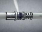 Bezpečné topenářské a vodovodní instalace zajistí moderní tvarovky s akustickou výstrahou