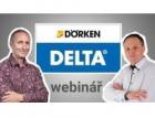 Webinář: Provětrávané fasády s fóliemi Delta