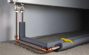 Viega trubky z ušlechtilé oceli 1.4520 jsou ideální pro topenářské instalace a napojení topných těles. Nejsou určeny pro rozvody pitné vody (zdroj: Viega)