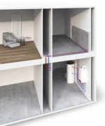 Viega trubky z ušlechtilé oceli 1.4520 umožňují rychlou, bezpečnou a stabilní instalaci v prostředí, které je vlivem vnějších faktorů snadno náchylné na vznik koroze. Jsou vhodné pro vedení technických plynů, stlačeného vzduchu, otopné a chladicí vody a pro další speciální aplikace (zdroj: Viega)