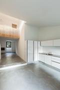 Finální realizace podlahy kuchyně