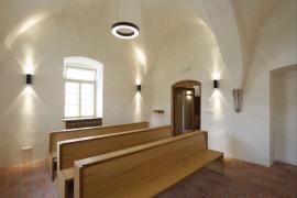 Rekonstrukce staré fary ve Chvalšinách