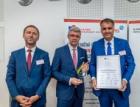 Cenu TOP Stavební firma za rok 2020 získal Chládek a Tintěra