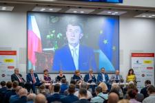 Setkání lídrů českého stavebnictví