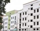 Nový projekt bytových domů v Karlových varech staví jeho developer opět s velkoformátovými prvky