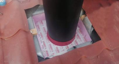 Hotschott - praktický doplněk pro těsné komíny (zdroj: Schiedel)