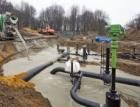 TERRAFLOW – Litý cementový samozhutnitelný materiál vhodný pro zásypy