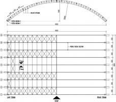 Schéma nosnej konštrukcie